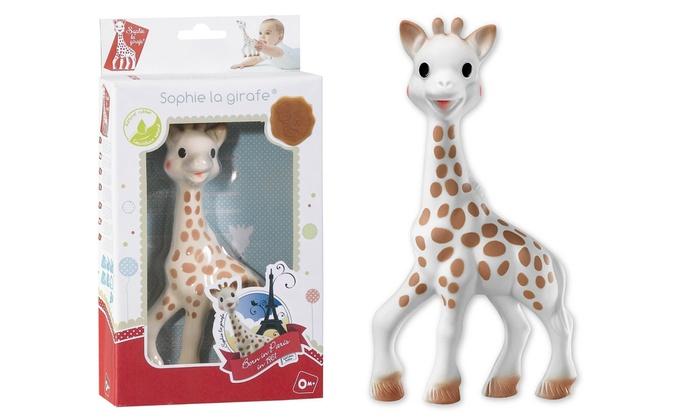 One or Two Sophie La Giraffe Teethers