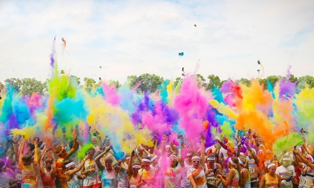 Registration for One to The Color Run Ypsilanti on Saturday, June 24, at 8 a.m.