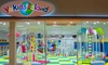 Up to 50% Off Unlimited-Play Visits at Yu Kids Island