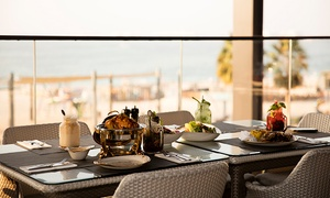 Seven Sands Restaurant: Five-Course New Year's Eve Dinner with Beverages for One, Two or Four at Seven Sands Restaurant (34% Off)