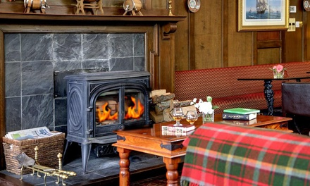 Loch Lomond National Park: Up to Three Nights in Standard Room for Two & Breakfast at Best Western The Crianlarich Hotel