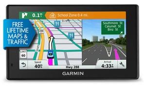 Garmin DriveSmart 60LMT GPS Navigator with Lifetime Maps and Traffic