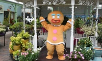 The Gingerbread Man for Up to Five at Rathwood (Up to 49% Off)