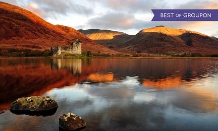 5daagse reis naar Schotland met eigen auto inclusief overtocht per DFDS Seaways en verblijf in karakteristiek hotel