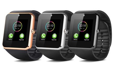 1 o 2 smartwatches multifunción con cámara y monitor de actividad Smartek SW 832