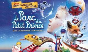 Parc du Petit Prince: 1 entrée enfant, adulte ou famille pour 1 journée dès 10,50 € au Parc du Petit Prince