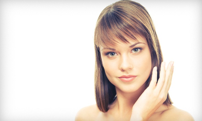 Ultimate Body Shaping - Topeka/Lawrence: One European Facial or One, Three, or Six Chemical Peels at Ultimate Body Shaping (Up to 60% Off)