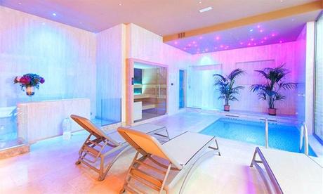 Florencia: estancia para 2 personas en habitación doble con spa y desayuno en MH Florence Wellness & Spa Hotel 4*