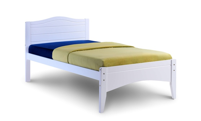Laura Solid Pine Wooden Bed