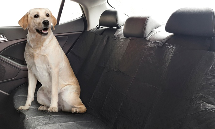 One, Two or Three Lightweight Pet Seat Protectors for £5.99