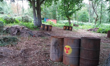 Red Alert Paintball Newbury