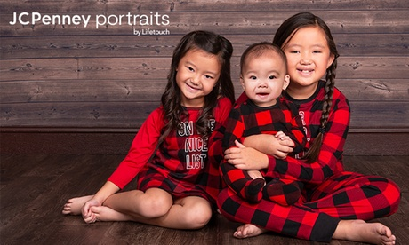 Photography Shoot with Prints and Optional Digital Image at JCPenney Portraits (Up to 89% Off)