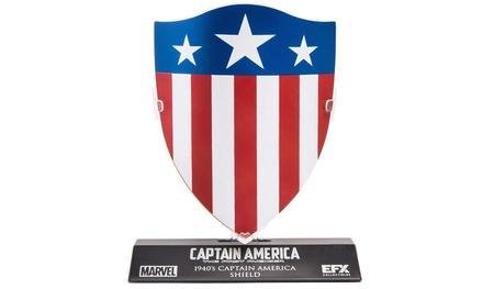 Captain Americas Replica Shield