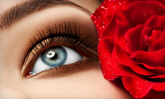 iCandy Eye Salon - Larkey Park Area: Partial, Natural, or Full Eyelash-Extension Set at iCandy Eye Salon (Up to 56% Off)