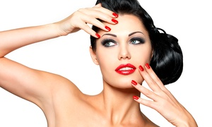 Star Style Spray Tanning Boutique: Gelish Nails For Hands (£9) and Feet (£16) at Star Style Spray Tanning Boutique