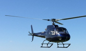 Heli Adventures: Helicopter Buzz Flight, Pleasure Flight or Sightseeing Tour with Heli Adventures (Up to 64% Off)