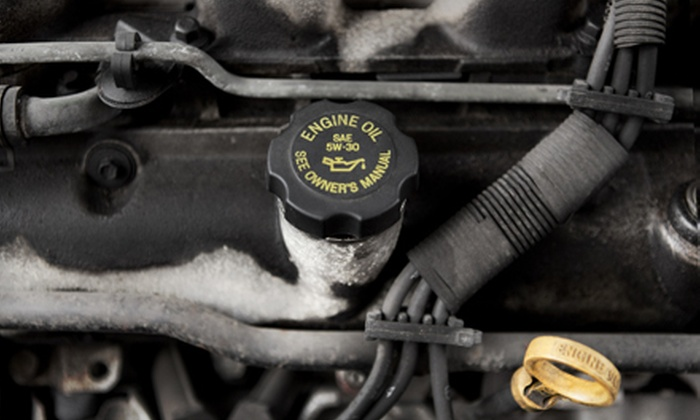 M Vawter Automotive - New Palestine: One or Three Oil Changes, or One AC Recharge with 2 Lb. of Refrigerant at M Vawter Automotive (Up to 68% Off)