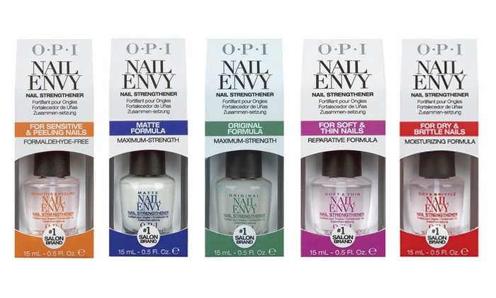 Opi Nail Envy Strengtheners