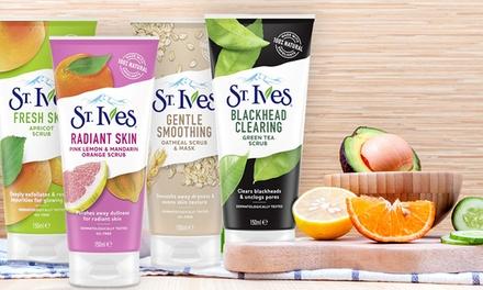 St. Ives Skin Care Bundle