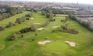 Ieper Open Golf: Greenfee 18 holes voor 1 tot 4 personen bij Ieper Open Golf met 50% korting