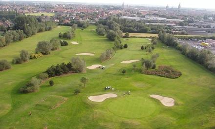 Green-fee 18 trous pour 1 à 4 personnes à l'Open Golf d'Ypres avec 50 % de réduction