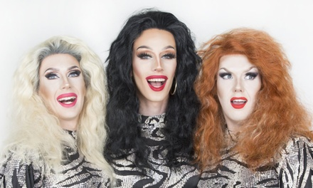 $20 for Entry to Perth's Drag Queens Show for Two People at Comedy Lounge (Up to $40 Value)