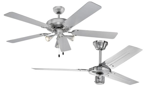 Ventilateurs de plafond AEG, 3 ou 5 ailes