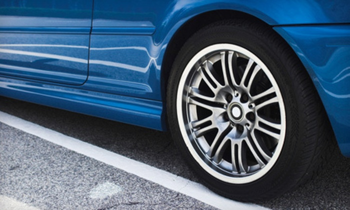 Clean Getaway Car Wash - Jacksonville Beach: Two, Four, or Six Exterior Car Washes with Armor All Tire Shine at Clean Getaway Car Wash (Up to 56% Off)