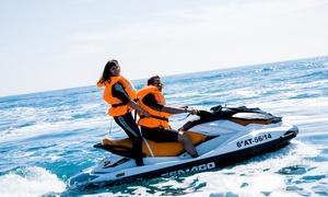 Low Cost Charter: Alquiler de moto de agua para hasta 4 personas con sesión de fotos y bebida desde 49,95 € en Low Cost Charter