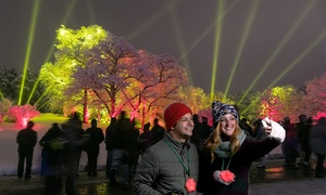 Up to 23% Off at Tree Lights at The Morton Arboretum at Illumination: Tree Lights at The Morton Arboretum, plus 6.0% Cash Back from Ebates.