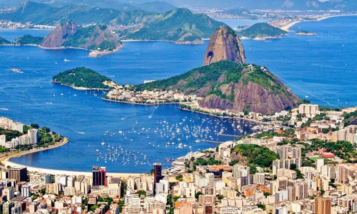 See Where Rio Olympics Occurred & Experience Iguassu on Brazil Trip