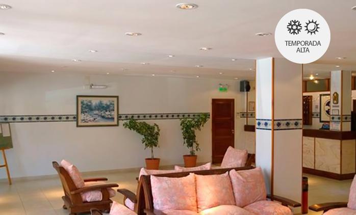 Mar del Plata: desde $1699 por 3, 4 o 7 noches para dos o cuatro + desayuno buffet + feriados en APM Hotel Punta Mogotes