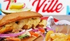 32% Off Food and Drink at Blue Crab Shack The'Ville