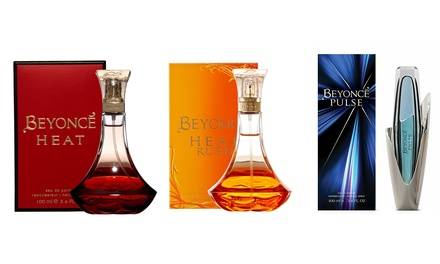 Beyonce EDP's and EDT's for Women