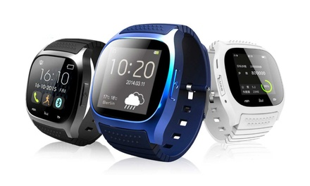 1 o 2 smartwatch M26 Ultraslim disponibili in 3 colori