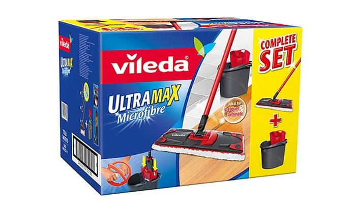 Vileda ultramax mop cleaning set groupon goods