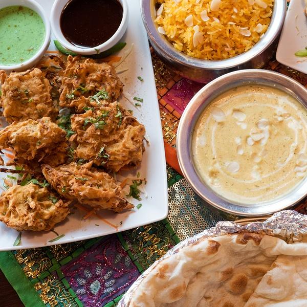 Nepal I Indie Na Talerzu Restauracja Indyjska Spice India Bazaar