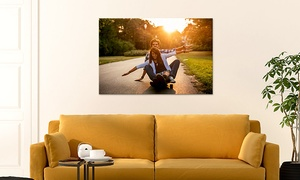 Personalized Art on Canvas