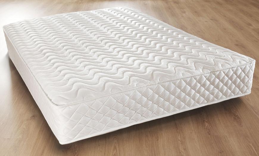 Hybrid Memory Foam Bonnell Bradley Mattress