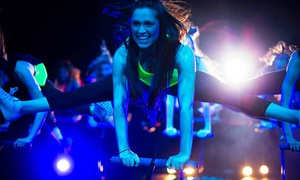 Boogie Bounce Xtreme: Boogie Bounce: Three or Six Classes at Boogie Bounce Xtreme (52% Off)