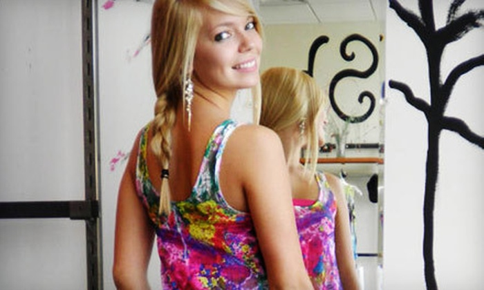Shop Jane - Fairview: Women's Apparel and Accessories at Shop Jane in Fairview (Half Off). Two Options Available.