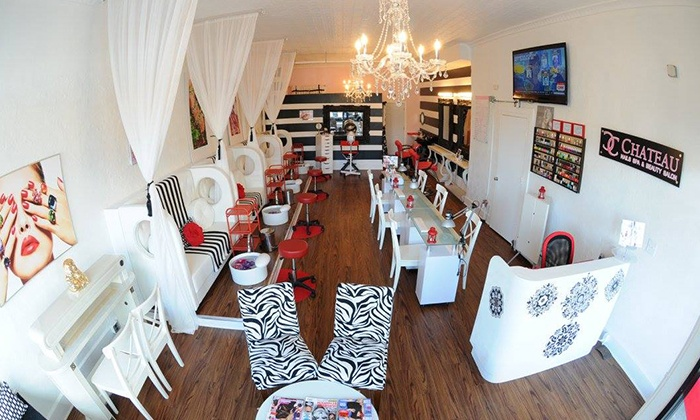 Nail treatments yasmin nails spa beauty salon for Yasmin beauty salon