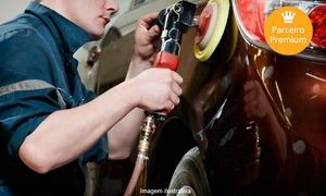Spkar: Spkar – Bonfim: lavagem automotiva a seco (opção com polimento, espelhamento e pintura)
