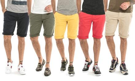 Shorts Chino de la marque American People pour Homme