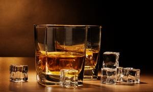 Le chemin des vignes - Woluwe Saint Pierre: Degustatie van whisky, gin, tequila en andere dranken naar keuze voor 2 of 4 bij Chemin des Vignes (vanaf € 29)