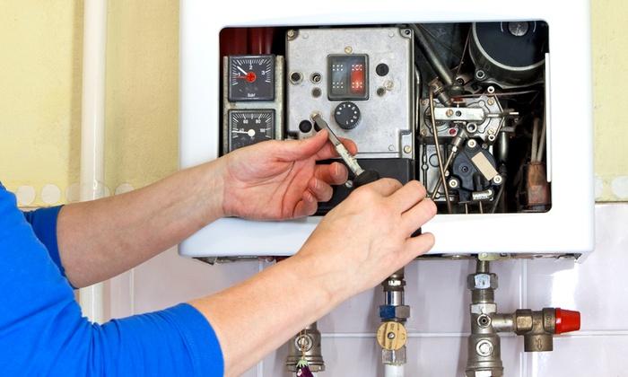 AA CALDAIE - Torino: Controllo caldaia con pulizia, analisi dei fumi e rilascio allegato G da 34 € invece di 150