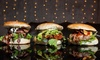Consegna a domicilio: menu hamburger