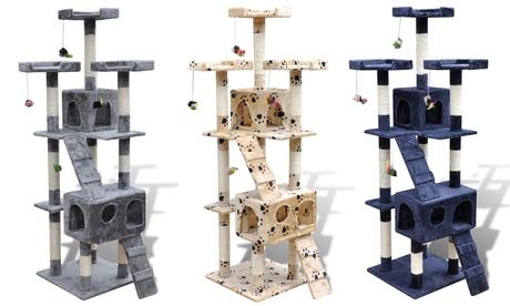Rascadores para gatos de 170 cm Oferta en Groupon