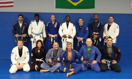 Up to 58% Off Brazilian Jiu-Jitsu Classes at Buffalo Combat Fitness