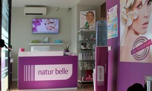 Natur Belle : 5 sedute di fotodepilazione con luce pulsata da Natur Belle (sconto 80%). Valido in 34 sedi